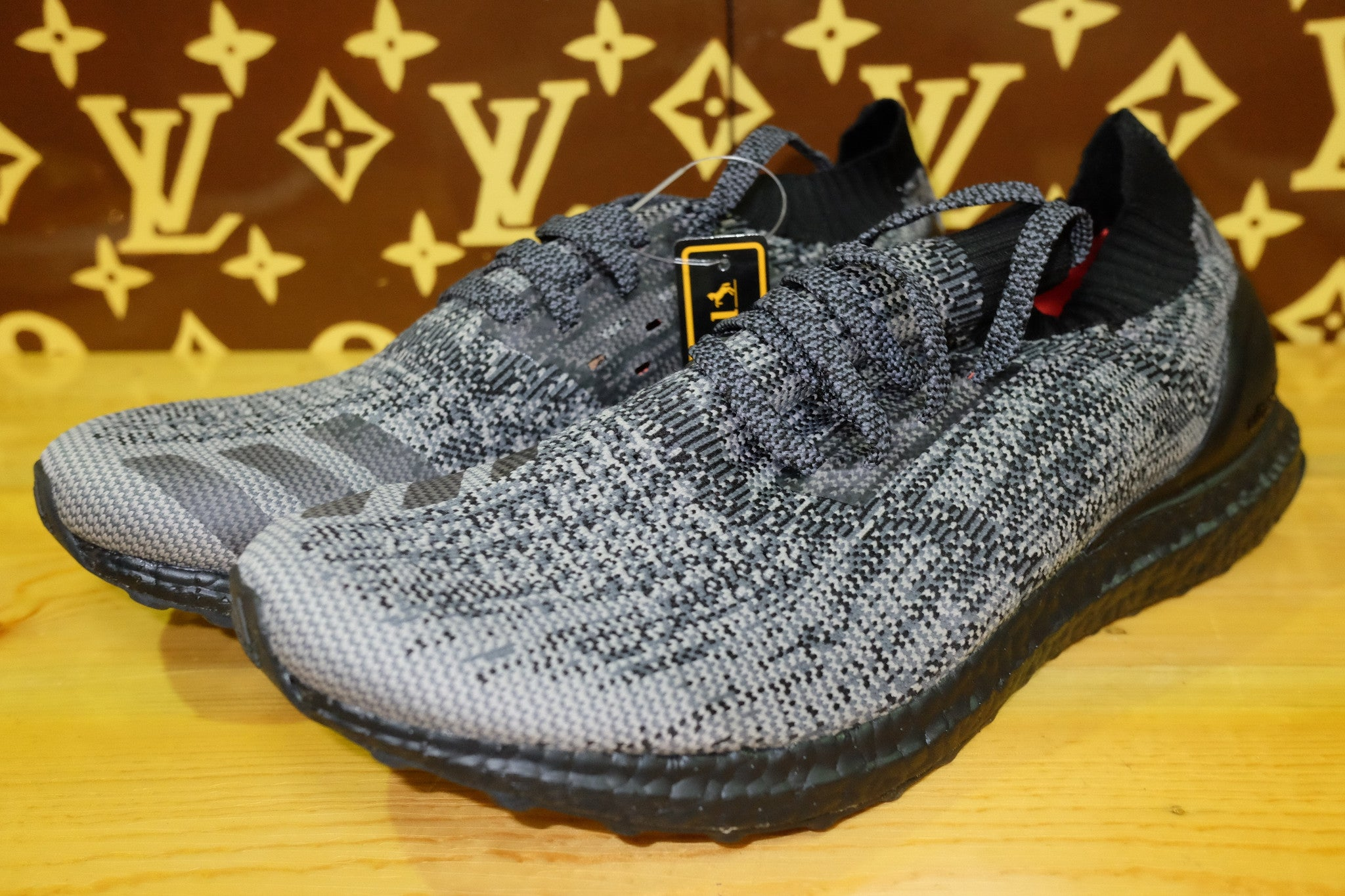 a73745f873616 ... adidas Originals UltraBoost Uncaged LTD V1  Triple Core Black  DarkSole.net (2) ...