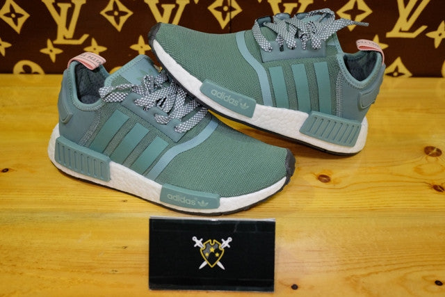 adidas nmd r1 womens vapour steel
