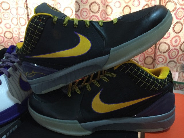 huge selection of 39469 a234b Nike Zoom kobe 4   Carpe Diem West Coast DarkSole.net ...