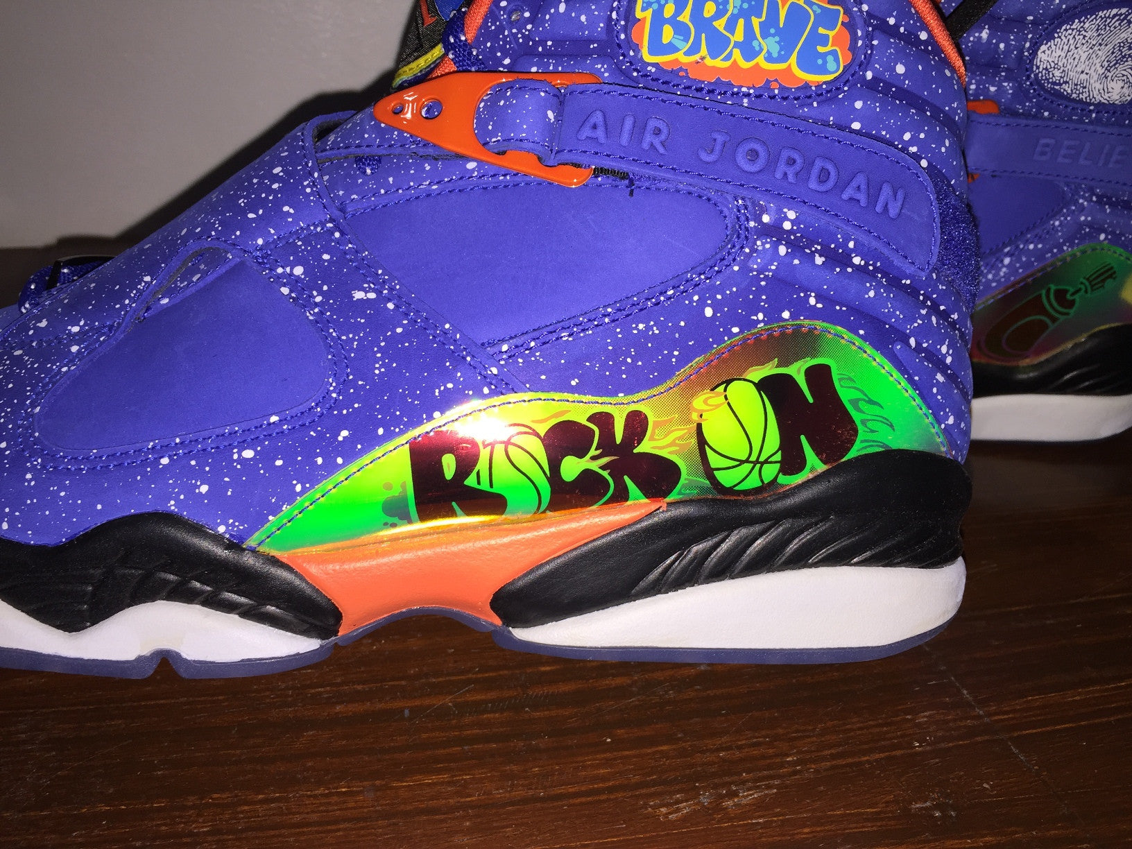 the best attitude 888cc c5bc8 ... Nike Air Jordan 8 VIII Retro Doernbecher   DB8 ...