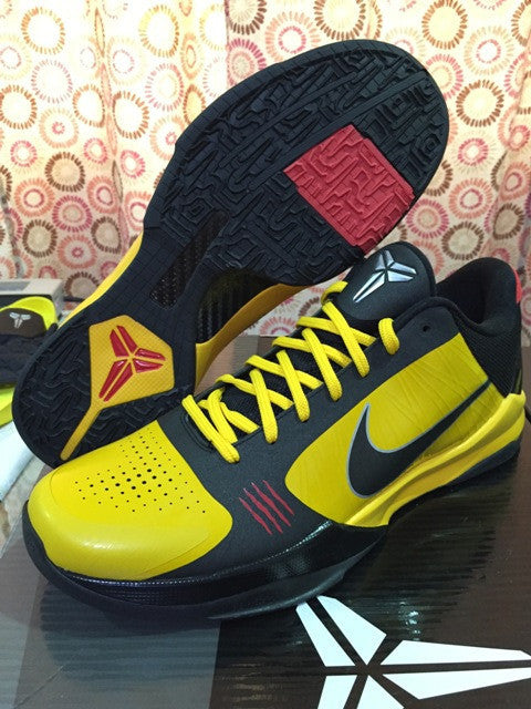 new product c8c5d b6d6e Nike Zoom kobe 5 * Bruce Lee * size 12(US)