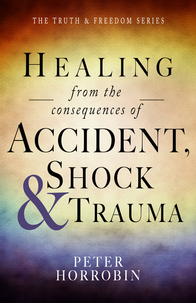 Healing from the consequence of accident and trauma