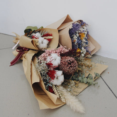Workshop - Preserved Bouquet (2 pax)