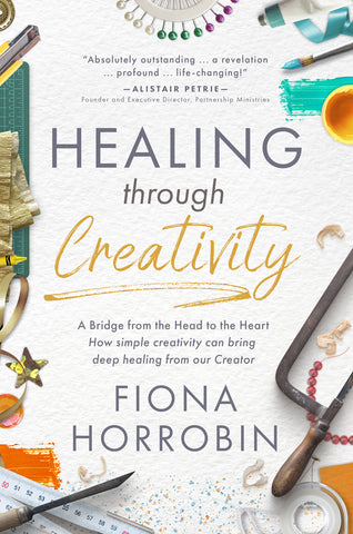 PRE ORDER Healing through Creativity