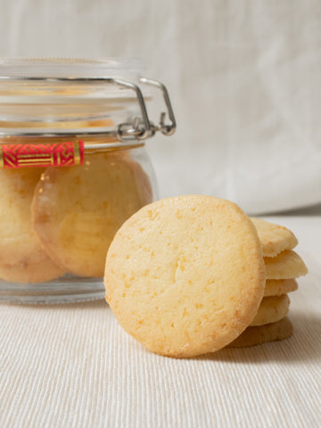 CNY Lemon Zest Cookies
