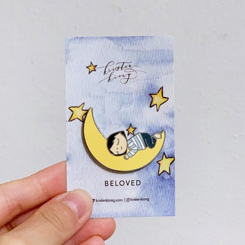 Beloved | Brooch