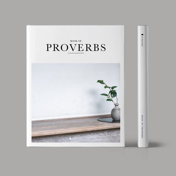 Alabaster: Proverbs (Limited Edition Hardcover)
