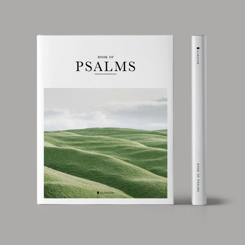 Alabaster: Psalms (Limited Edition Hardcover)