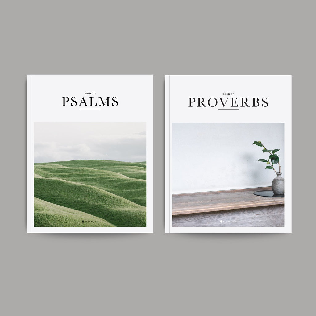 Alabaster: Psalms & Proverbs