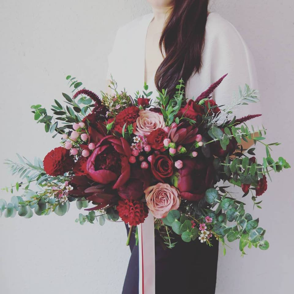 Workshop - Floral Hand Tie Bouquet (2 pax)