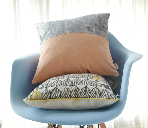 Stitches & Tweed Cushion: Citori