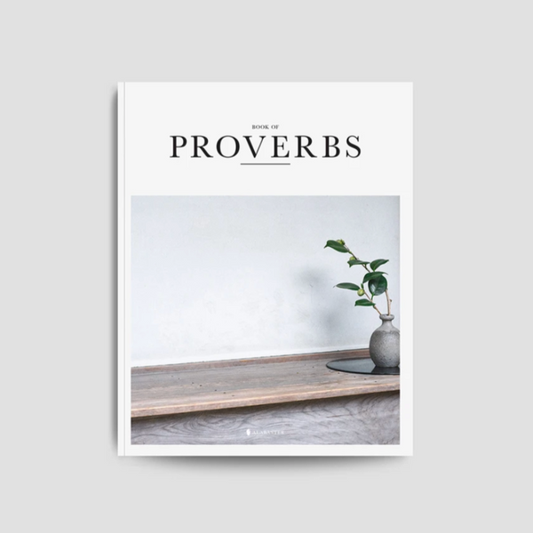 Add-Ons: Alabaster Book of Proverbs