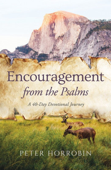 Encouragement from the Psalms (arrives end Jan 2019)