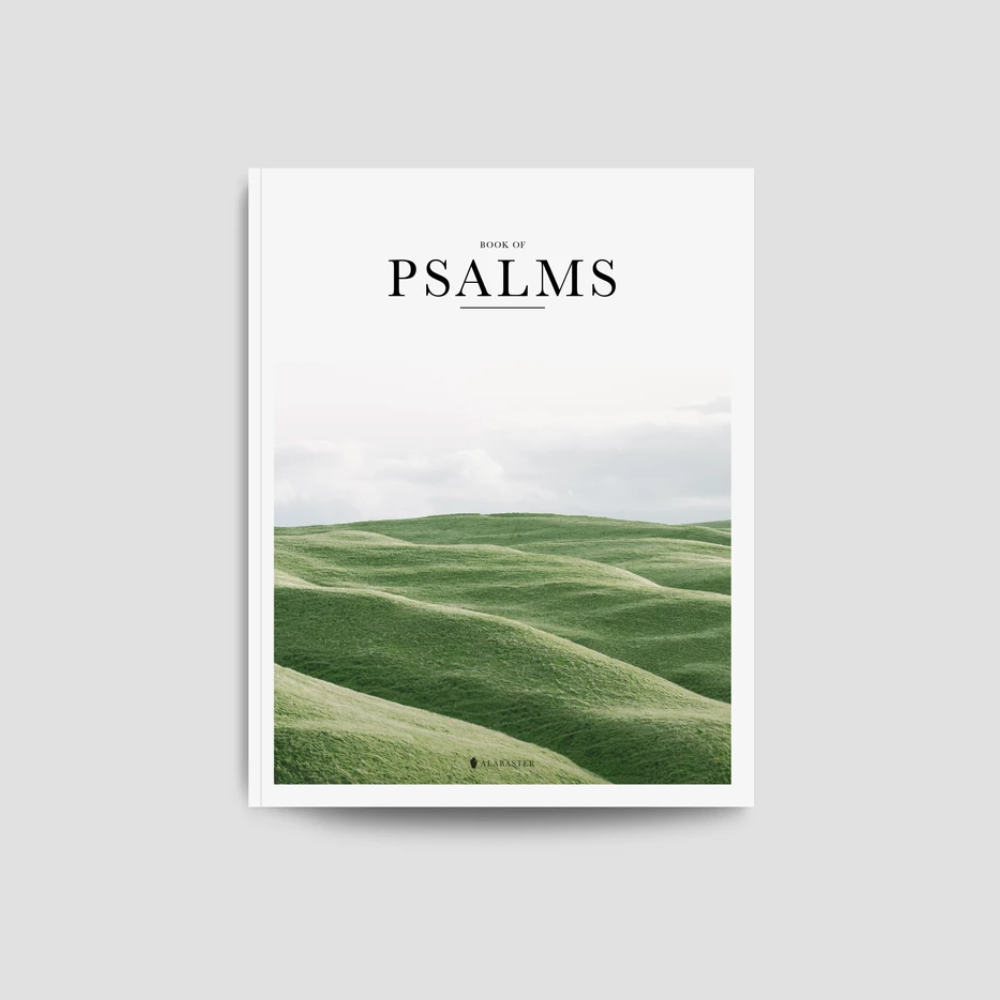 Add-Ons: Alabaster Book of Psalms