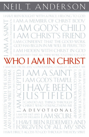 Who I Am In Christ (TP)