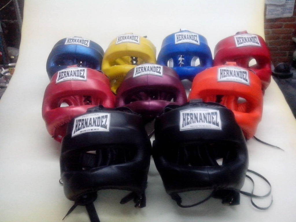Custom Made Boxing Gloves and Equipment.