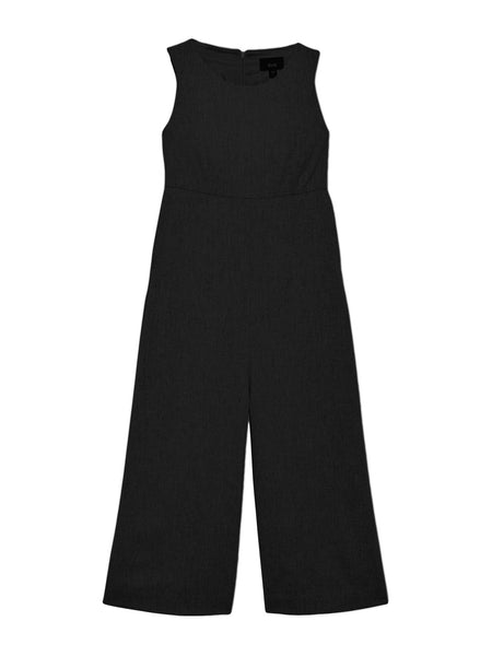 Loft Jumpsuit / Black Twill