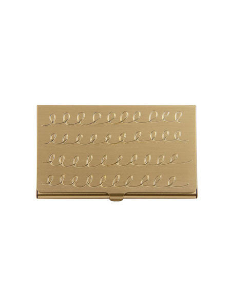 IGWT - Card Case / Squiggles