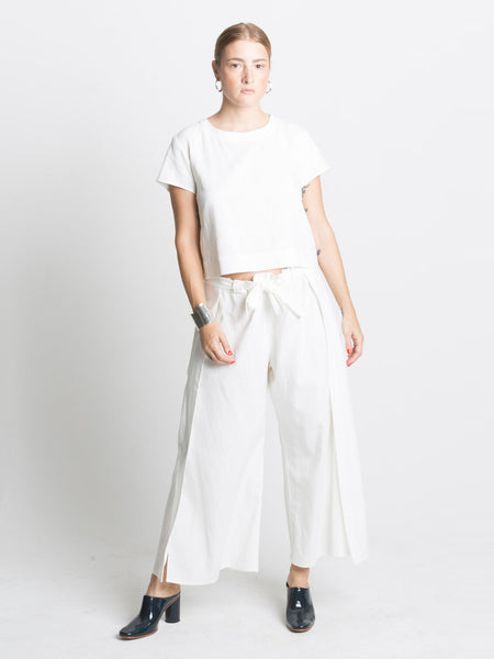 Doric Wrap Pant - Delivery Two