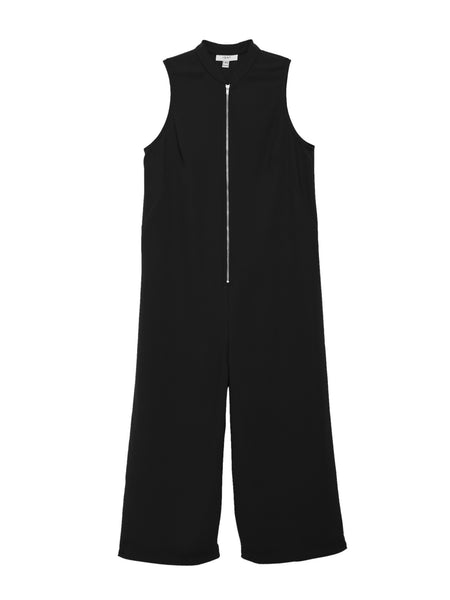 Dixon Jumpsuit / Black Twill