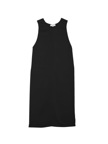 Ludo Dress / Black Crepe