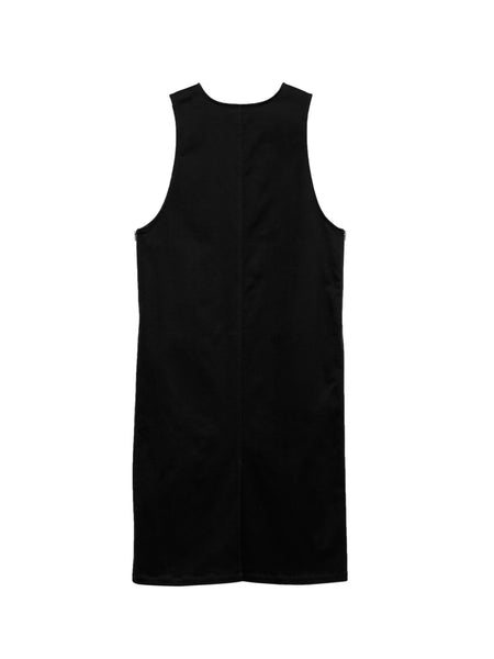 Ludo Dress / Black Twill