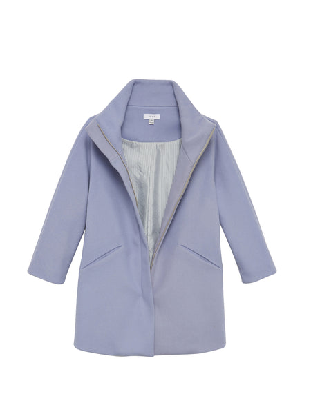 Tammy Coat / Lavender Wool