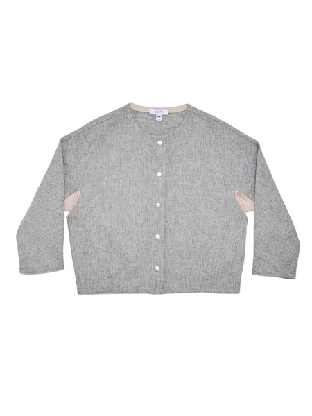 Totto Top / Grey Wool