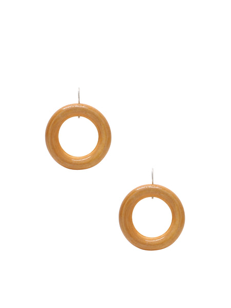 Versa Earrings / Natural