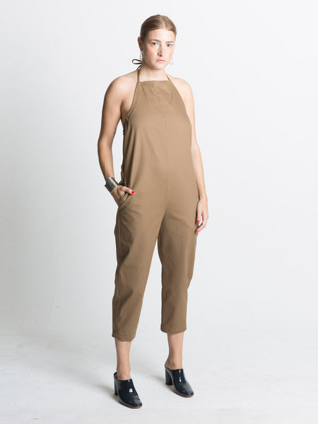 Yard Halter Jumpsuit - Delivery One