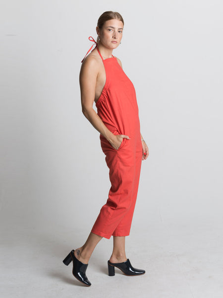 Yard Halter Jumpsuit - Delivery Two