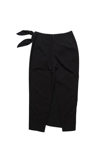 Argus Wrap Pant / Black Stretch