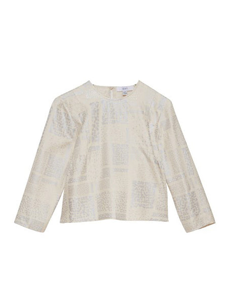 Buxton Top / Reynolds Silk Wool