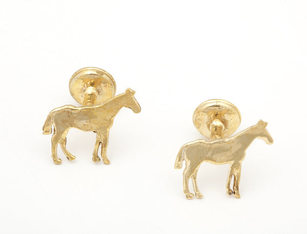 IGWT Cufflinks Brass
