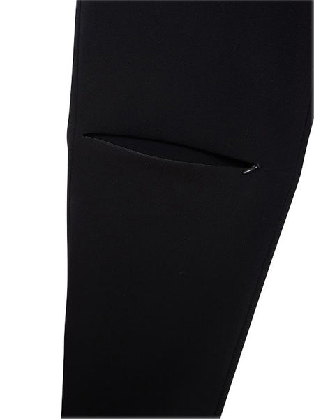 Tripoli Pants / Black Crepe
