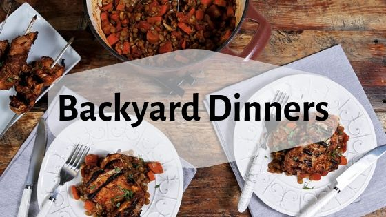 Backyard Dinners Pack