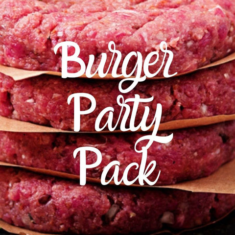 Burger Party Pack