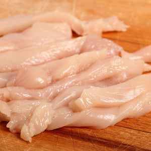 Boneless Skinless Chicken Fajita Cut Strips