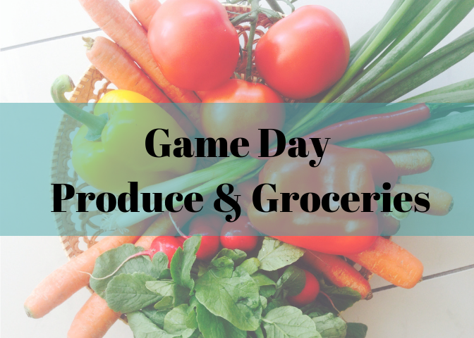 Game Day Produce & Groceries