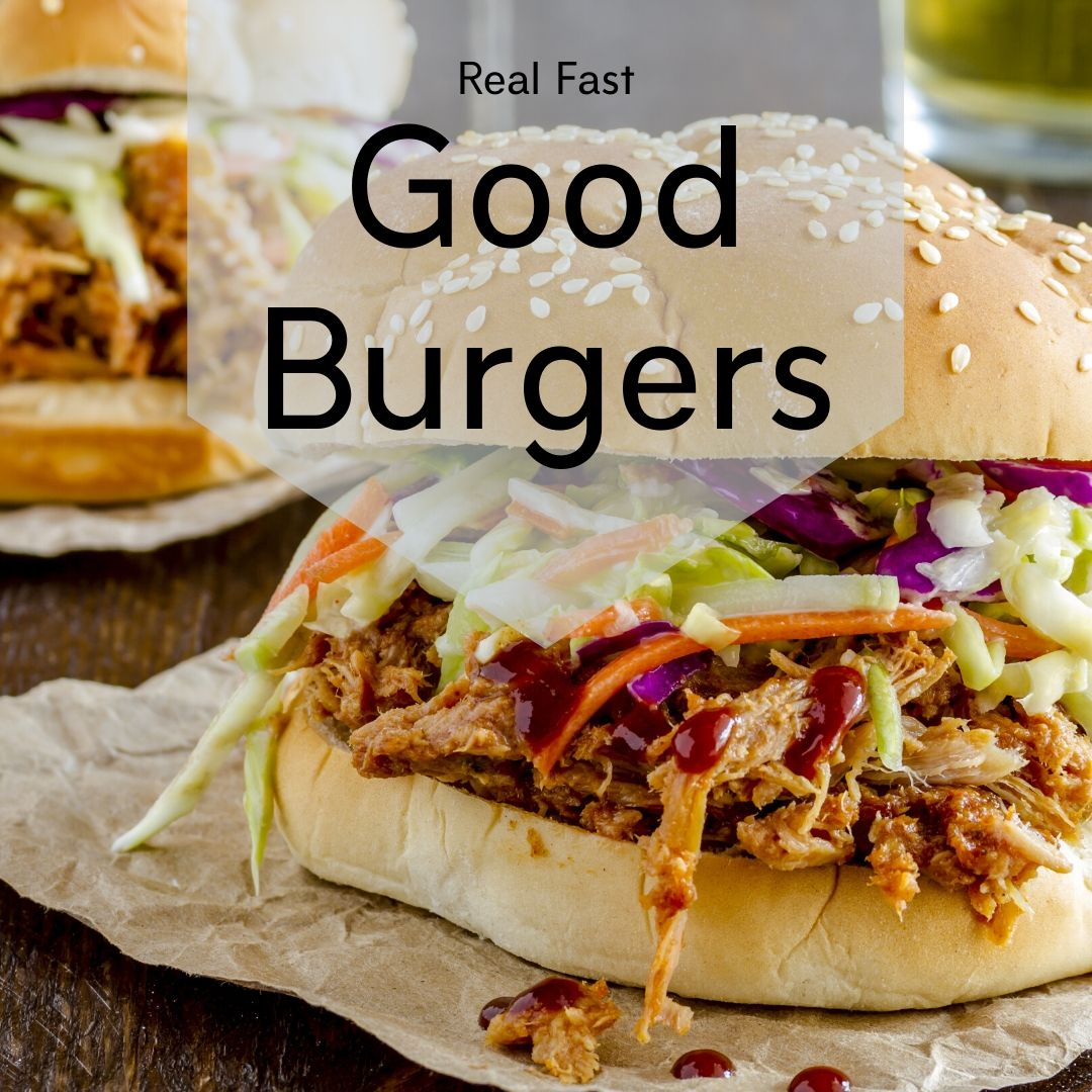 Good Burgers Bundle