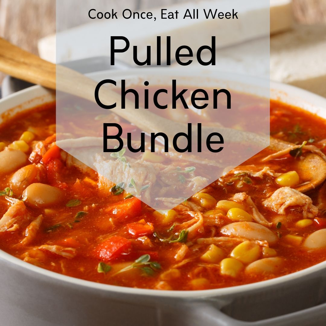 Pulled Chicken Bundle