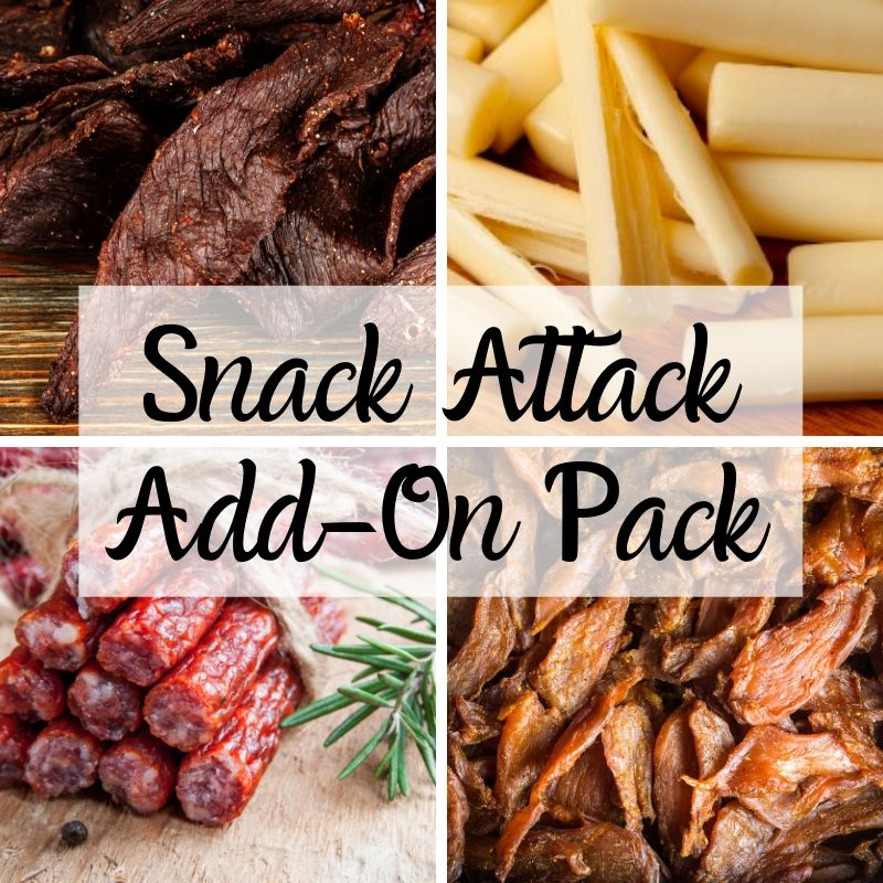 Snack Attack Pack
