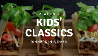 Kids' Classics-Meat Only