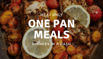 One Pan Meals-Meat Only