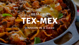 Tex-Mex-Meat Only
