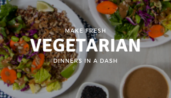 Vegetarian-Make Fresh Weekly Delivery