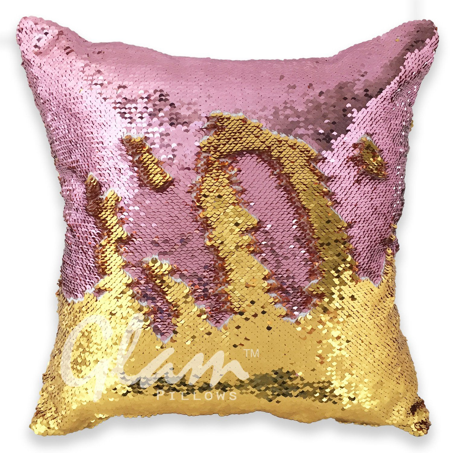 gold rose mermaid pillows product pillow