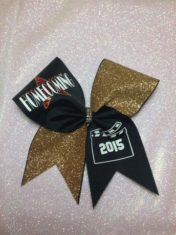 Homecoming Bows