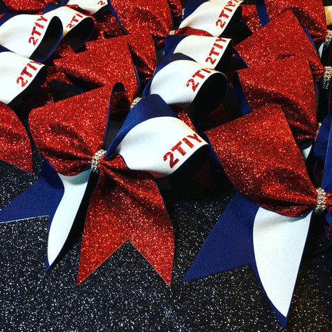 Westview Cheer State Bows