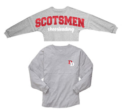 Scotsmen Cheerleading Spirit Jersey